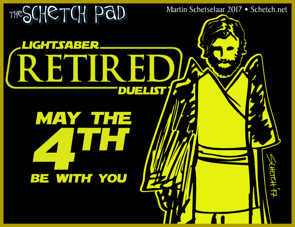 Are you as unprepared for Revenge of the Fifth as I am?